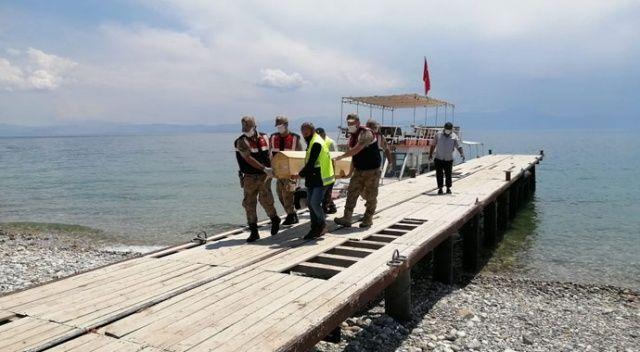 Van Gölü'nden çıkarılan cansız beden sayısı 32'ye yükseldi