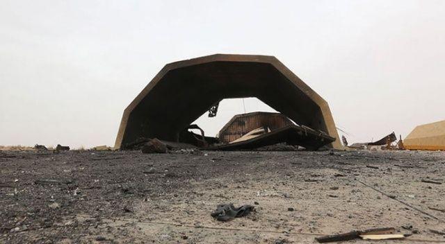 Vatiyye Hava Üssü'ne yönelik hava saldırısı iddiası