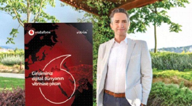 Vodafone Vitrin'den startup'lara 1 milyon lira destek