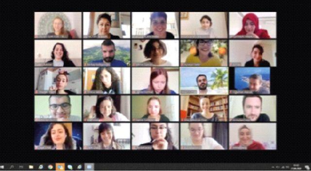 Workup Girişimcilik Programı online  mezunlarını verdi