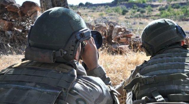 Zeytin Dalı bölgesinde 3 PKK/YPG'li terörist gözaltına alındı