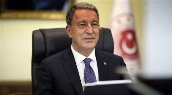 Milli Savunma Bakanı Hulusi Akar'dan son dakika açıklaması: Türkiye'siz başarısızlığa mahkum