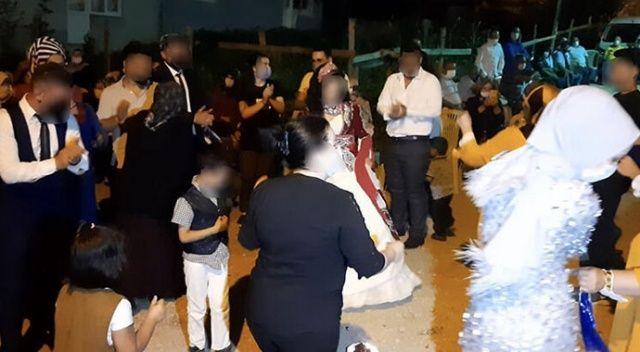 'Kızının düğününde herkese virüs yaydığı' iddia edilmişti! İl Sağlık Müdürlüğünden açıklama