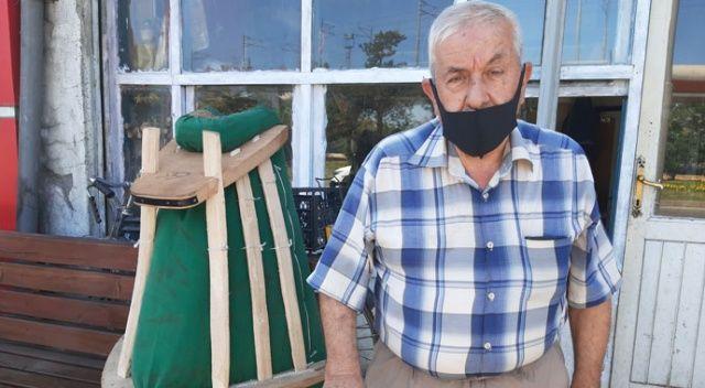 80 yaşındaki semerci Onaran: Eşek ölür kalır semeri...