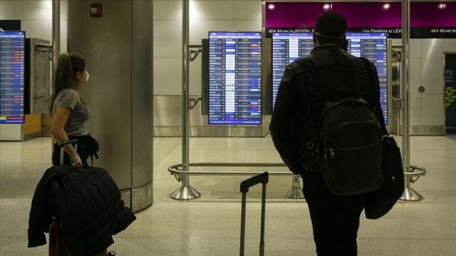 ABD Covid-19 nedeniyle ilan ettiği 4. seviye global seyahat uyarısını kaldırdı