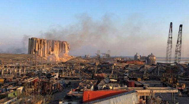 ABD'den Lübnan'daki vatandaşlarına 'zehirli gaz' uyarısı