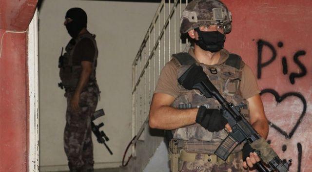 Adana'da PKK'nın gençlik yapılanmasına operasyon: 13 gözaltı