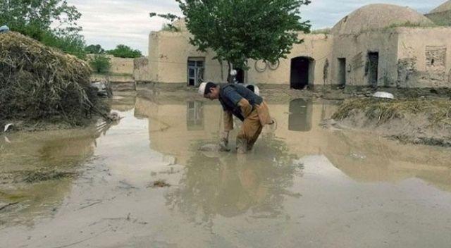 Afganistan'da sel felaketi: Çok sayıda ölü var