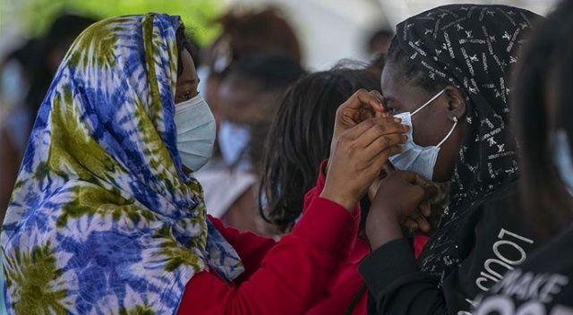 Afrika'da Covid-19 vaka sayısı 1 milyon 40 bine yaklaştı
