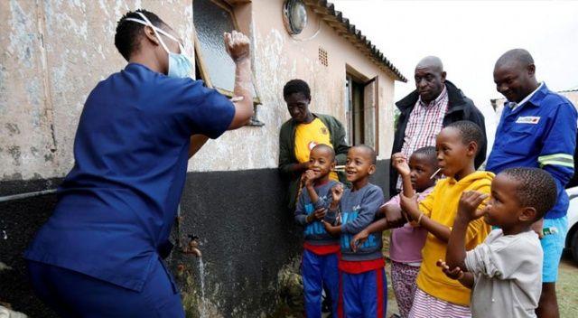 Afrika'da covid-19 vaka sayısı 1 milyon 70 bini geçti