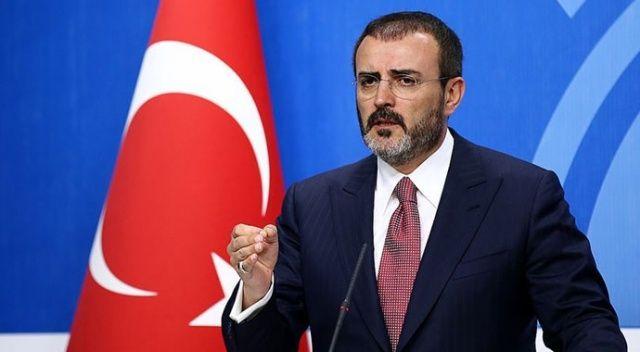 AK Parti Genel Başkan Yardımcısı Mahir Ünal'dan CHP'ye 'sosyal medya yasası' tepkisi