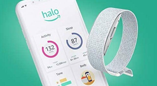 Amazon'dan akıllı bileklik: Halo