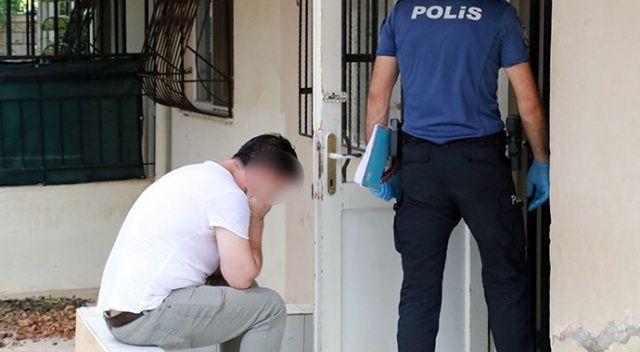 Antalya'da genç kadın evde ölü bulundu
