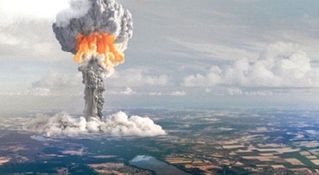 Atom bombasından kurtulan kadın: İnsanlar önümde kömüre döndü