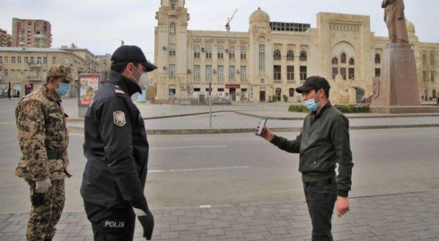 Azerbaycan'da son 24 saatte 93 yeni koronavirüs vakası tespit edildi