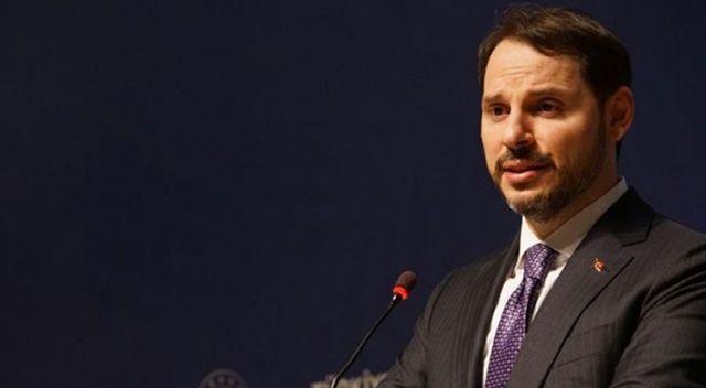 Bakan Albayrak: Türkiye, Sanayi Üretimi Endeksi'ndeki artışla Avrupa sıralamasında ilk sırada yer aldı