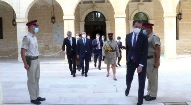 Bakan Çavuşoğlu, AB Dış İlişkiler ve Güvenlik Politikası Yüksek Temsilcisi Borrell ile görüştü