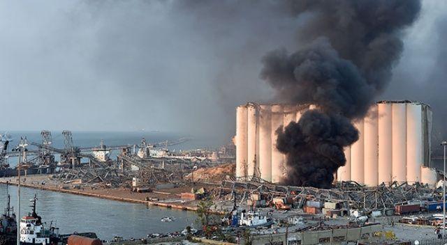 Bakan Varank: Patlamaya neden olan amonyum nitrat, 6 sene önce İstanbul Boğazı'ndan geçti