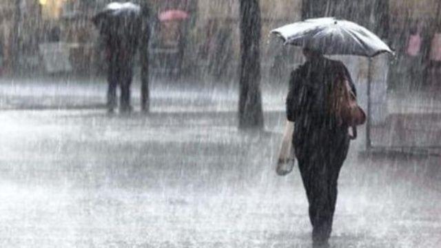 Balıkesir için kuvvetli yağış uyarısı