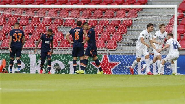 Başakşehir, deplasmanda Kopenhag'a 3-0 mağlup oldu