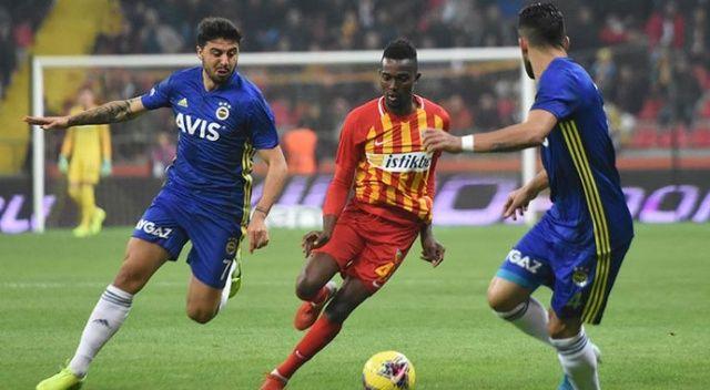Beşiktaş ve Galatasaray, Mensah için karşı karşıya