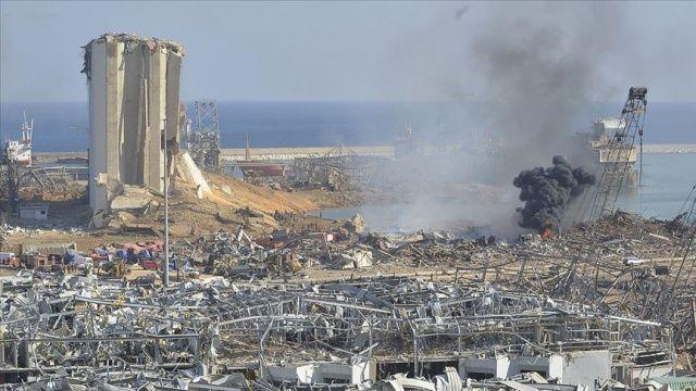 Beyrut felaketiyle sarsılan Lübnan adeta 'krizler ülkesi' halini aldı