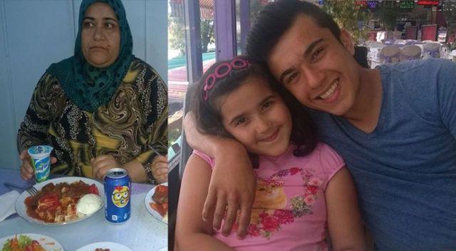 Bir aile yok oldu... Anne, oğlu ve kızı aynı kazada öldü
