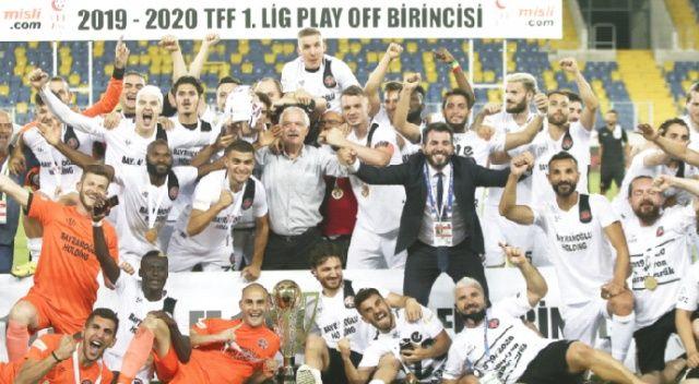 Bir İstanbul ligi!