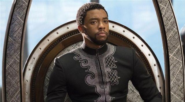 Black Panther Chadwick Boseman hayatını kaybetti