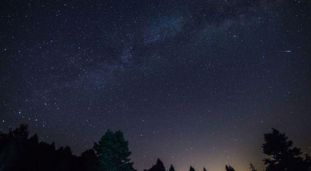 Bu gece başlayacak olan Perseid meteor yağmuru Türkiye'den de izlenebilecek