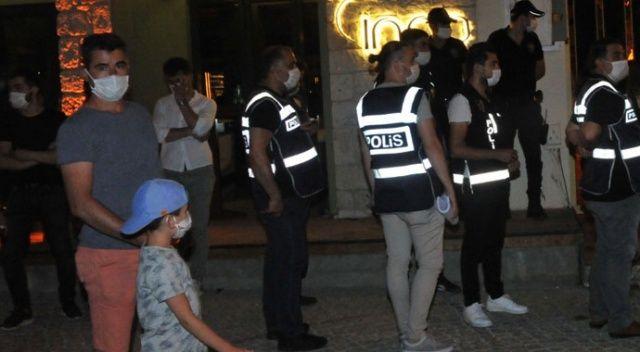 Çeşme'de beş eğlence kulübü 15 gün kapatıldı