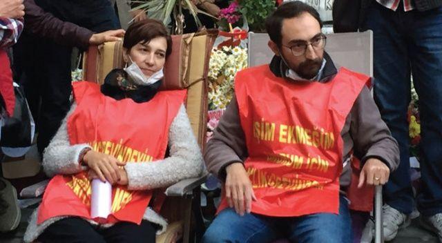 CHP'lilerin cici kızı terörden tutuklandı