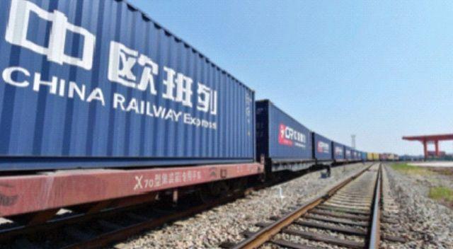 Çin'den Avrupa'ya trenler artık Türkiye'den geçecek