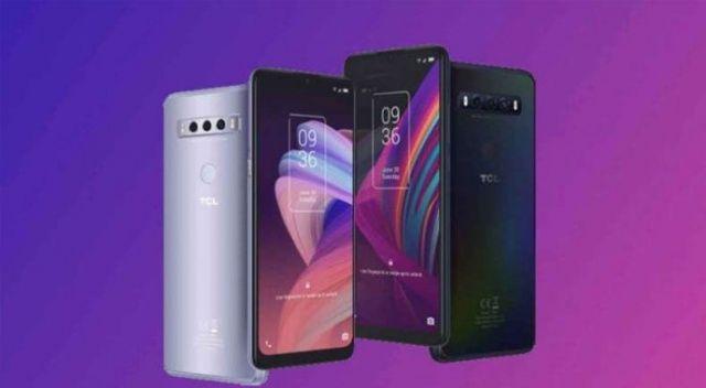Çinli TCL'den iki yeni model