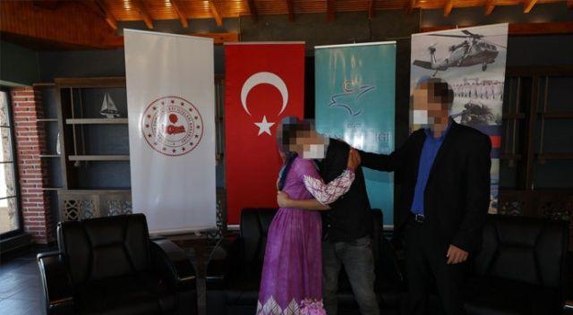 Çocuk kaçıran PKK'ya 'anne'  tokadı