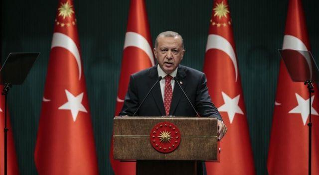 Cumhurbaşkanı Erdoğan: Bizi sahillerimize hapsedemezler