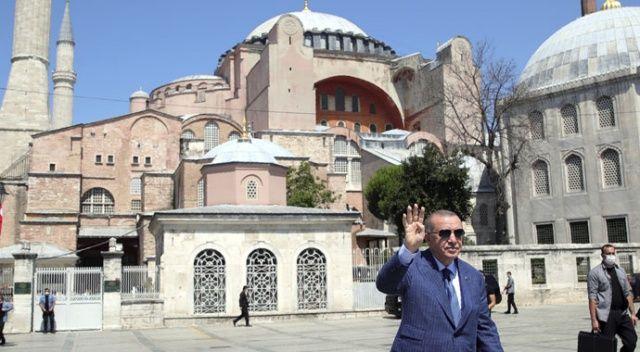 Cumhurbaşkanı Erdoğan: Uçuşu görmüyor halkı yanıltıyorlar