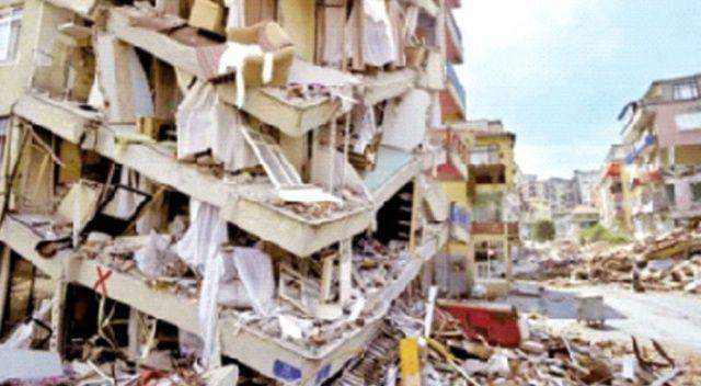 Deprem olan kentte sigorta oranı artıyor