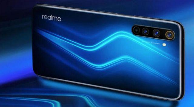 Dünyanın en hızlı büyüyen akıllı telefon  markası:  Realme