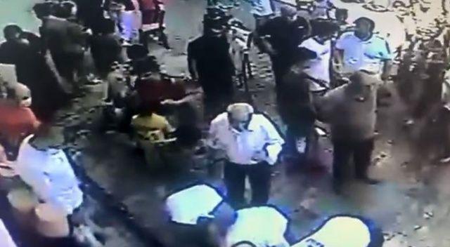 Esenyurt'ta feci olay: 5 yaşındaki çocuk 4'üncü kattan düştü