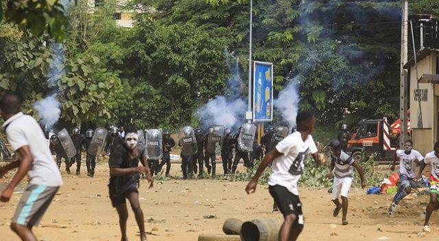 Fildişi Sahili'nde çıkan çatışmalarda en az 4 kişi öldü
