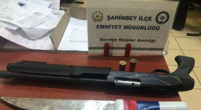 Gaziantep'te uyuşturucu operasyonu: 22 gözaltı