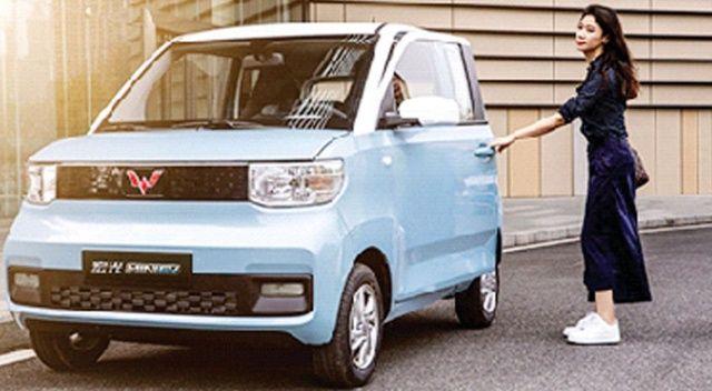 GM'nin Çinli minisi 20 günde 15 bin sattı
