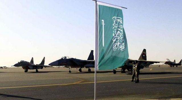 Husiler, Suudi Arabistan sınırı yakınlarında bir keşif uçağı düşürdüklerini iddia etti