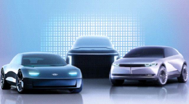 Hyundai'den yeni bir marka IONIQ