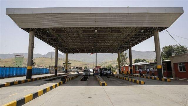 IKBY, Habur-İbrahim Halil gümrük kapılarını Covid-19 nedeniyle yolcu geçişlerine kapatma kararı aldı