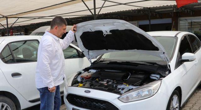 İkinci el araç piyasasındaki fiyat artışı devam ediyor