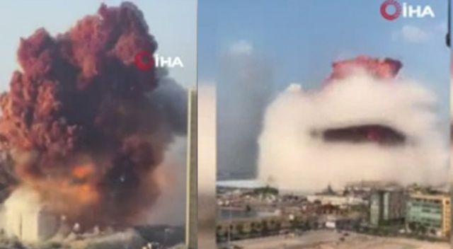 İran'da korkutan iddia! 'Beyrut'da ki patlama Tahran'da da yaşanabilir'