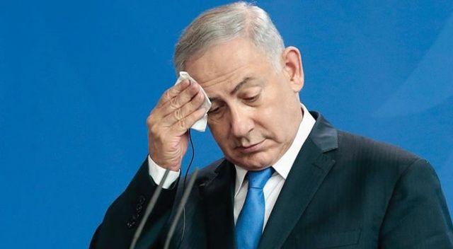 İsrail'de Başbakan Netanyahu karşıtı gösteriler sürüyor