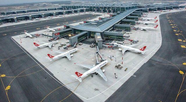 İstanbul Havalimanı'na sağlık sertifikası